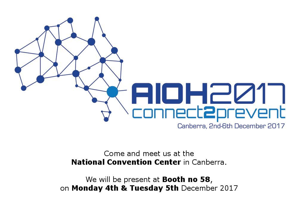 AIOH Conference in December